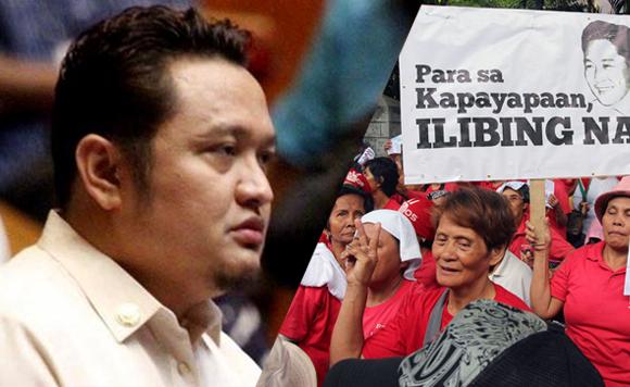 Grex Lagman lectures pro-Marcos trolls