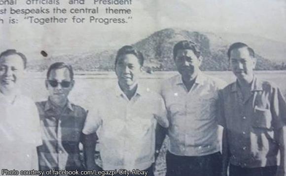 LOOK: Ferdinand Marcos is all smiles in Albay - Politiko Bicol Region