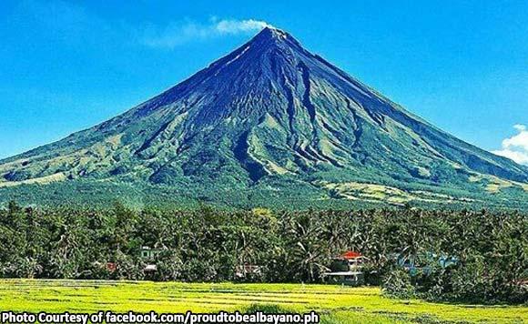 POLITIKO mayon volcano albay save