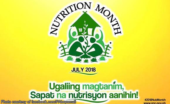 Logo Nutrition 2018 Best Nut