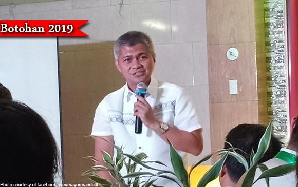 Oriental Mindoro Vice Gov. Bonz Dolor Says More People
