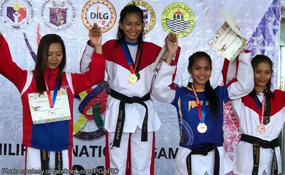 Albay's contingent in Philippine National Games continues to haul ...